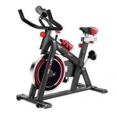KEMILNG - Bicicleta spinning pro con monitor