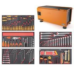TRAMONTINA PRO - Caja con herramientas50x100x50 cm 240 litros