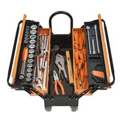 TRAMONTINA PRO - Caja con herramientas 40x56x21 cm 40 litros