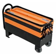 TRAMONTINA PRO - Caja porta herramientas 40x56x21 cm 40 litros