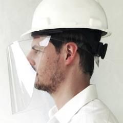 DVP - Set 2 mascaras facial re utilizables policarbonato