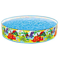 Piscina rígida 288 litros azul