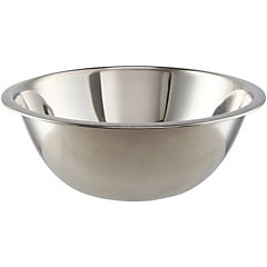 Bowl de acero 24 cm acero inoxidable