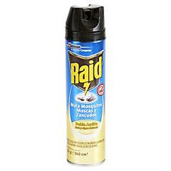Insecticida para mosquitos y zancudos 360 ml aerosol