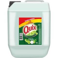 QUIX - Lavalozas concentrado limón 10 litros bidón