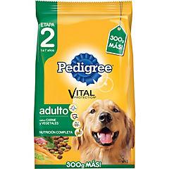 Alimento seco para perro 3 kg carne y vegetales
