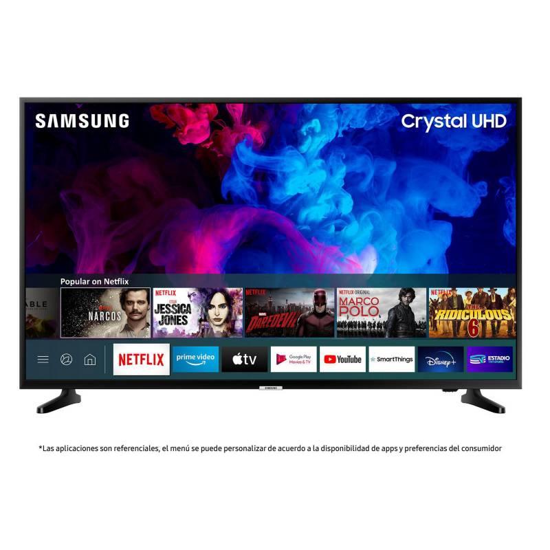 "SAMSUNG - Led 43"" 4K UHD Smart TV"