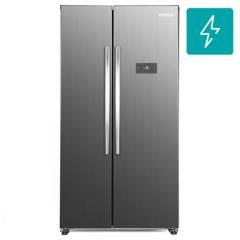 WINIA - Refrigerador side by side436 litros inox