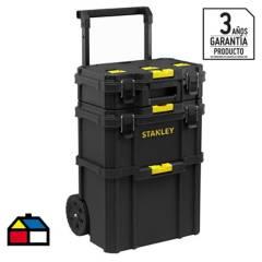 STANLEY - Caja de herramientas 3 en 1