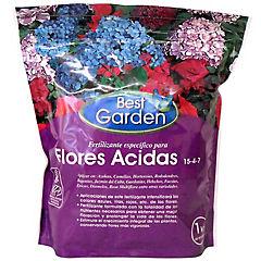 Fertilizantes flores ácidas 1 kg bolsa