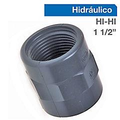 Copla PVC para cementar 1 1/2