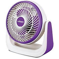 Ventilador color box design violeta