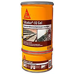 Juego (A+B) 5 kg Sikadur 32 Gel Puente de adherencia epóxico