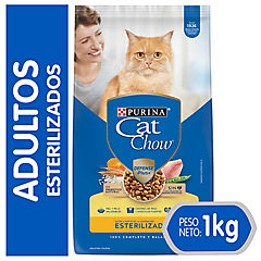 Alimento seco para gato DefensePlus esterilizado 1 kg