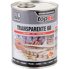 Adhesivo de contacto 1/4 gl Transparente