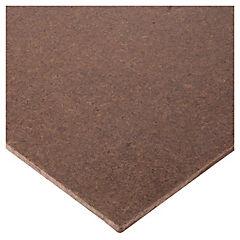 2,4 mm Hardboard liso dimensionado