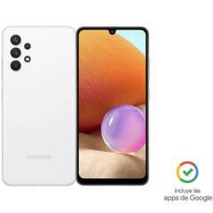 SAMSUNG - Celular Galaxy A32 128GB blanco