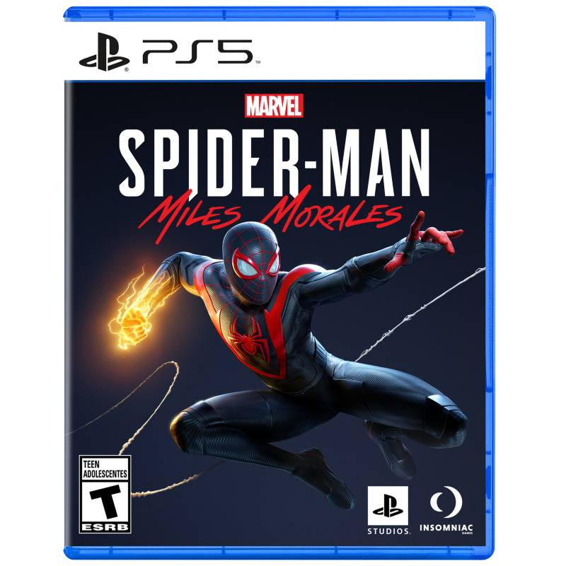SONY - Juego PS5 Spiderman Miles Morales