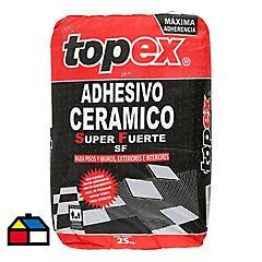 Adhesivo cerámico en polvo 25 kg