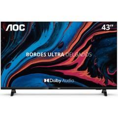 """AOC - Led 43"""" S5305 FHD Smart TV"""