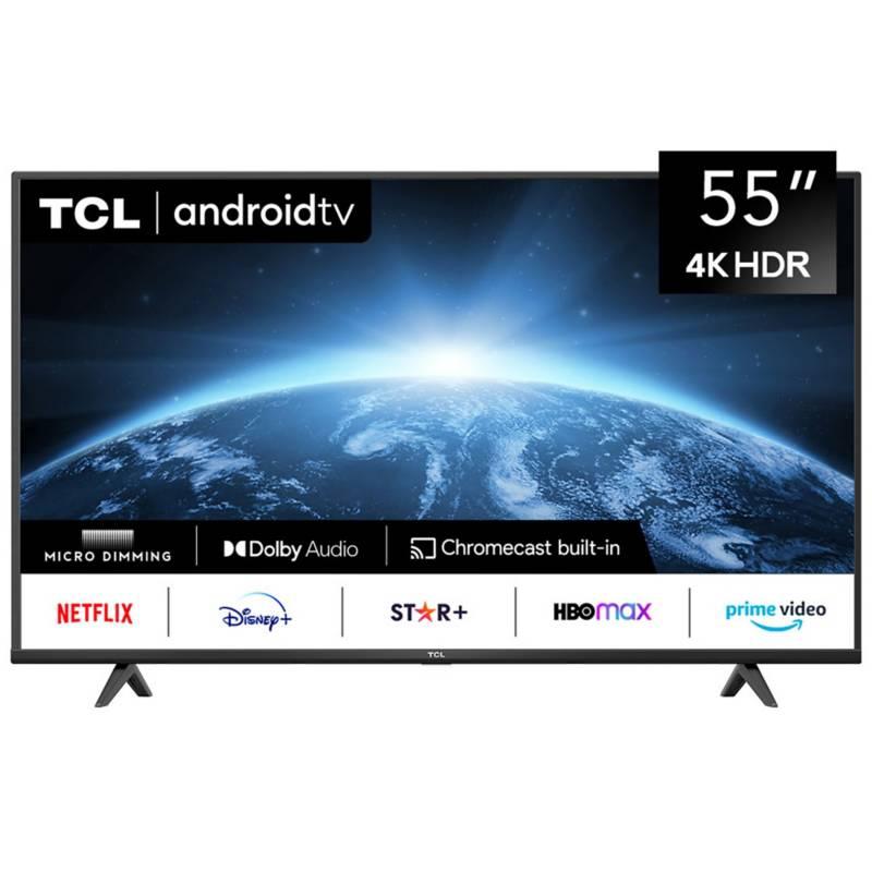 """TCL - Led 55"""" 55P615 UHD 4K Smart TV"""