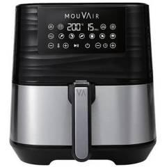 MOUVAIR - Freidora de aire Gourmet 5,5 litros