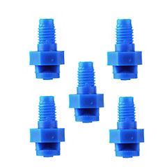 Set de estacas para microjet PVC 5 unidades