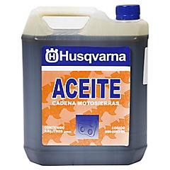 Aceite para cadena de motosierra 5 litros bidón