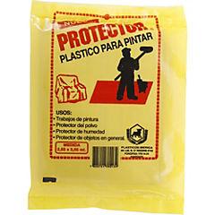 Protector para pintar plástico 2,5x3,6 m