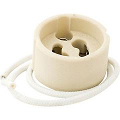 Conector para ampolleta 11,5x6,7x2,5 cm 220 V