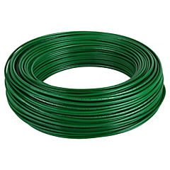 Cable eléctrico 14 AWG 100 m Verde