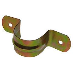Set de abrazaderas 40 mm metal 5 unidades