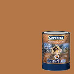 Protector de madera satinado 1/4 gl Encina
