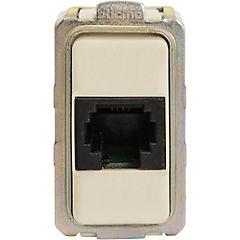 Set de tomas telefónicas RJ11 2 unidades