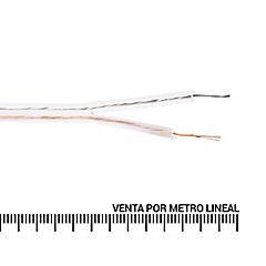 Cordón metro lineal Transparente