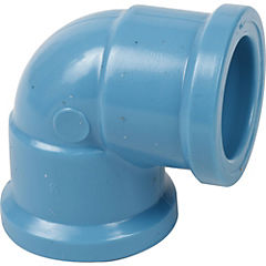 Set codos PVC para cementar 20x20 mm 10 unidades