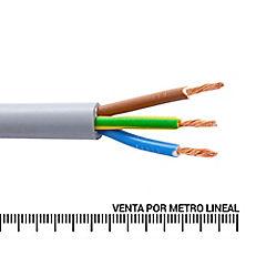 Cordón 3X1,5 mm2 metro lineal