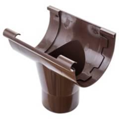 GENERICO - Bajada PVC marrón