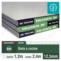 VOLCANITA - 12,5 mm 120x240 cm  Volcanita borde rebajado RH