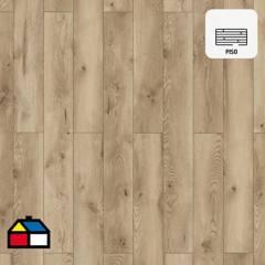 CLASSEN - Piso láminado 10 mm oak 1,62 m2