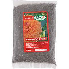 Fertilizante para plantas fosfato 1 kg bolsa