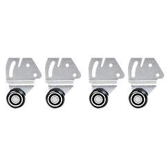 Set de correderas simples 4 unidades