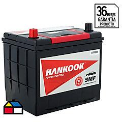 Batería libre mantención 60 A 12 V Izquierdo positivo