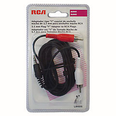 Cable dubling Stereo 3mts.
