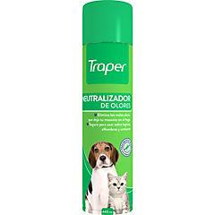 Neutralizador de olores para mascotas 440 cc aerosol