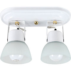Foco 2 luces 60 W