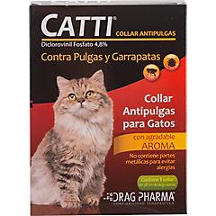 Collar antipulgas para gato 35 cm