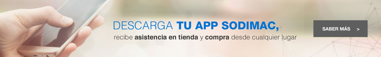 Sodimac App