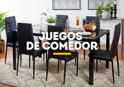 JUEGOS DE COMEDOR