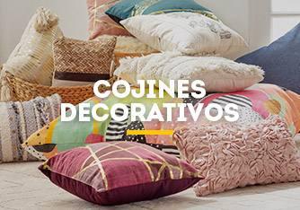 Cojines decorativos